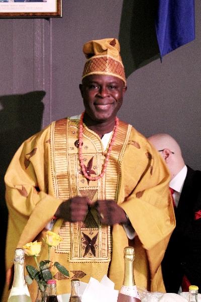 Deacon Samuel Oluware 50th birthday