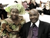 Deacon Ileso and Wife