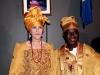 Samuel R. Oluware and wife