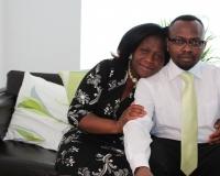 Mr & Mrs Samuel & Modupe Alli - Afroscandic Founder & CEO