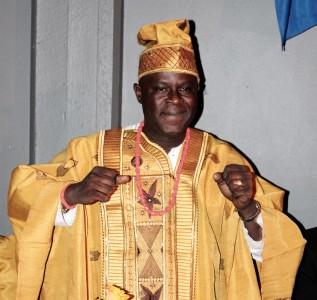 Samuel Oluware @ 50